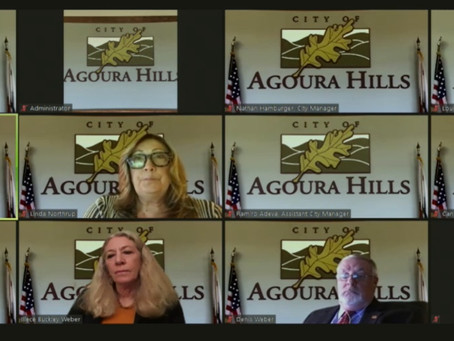 Agoura Hills goes to 100%!
