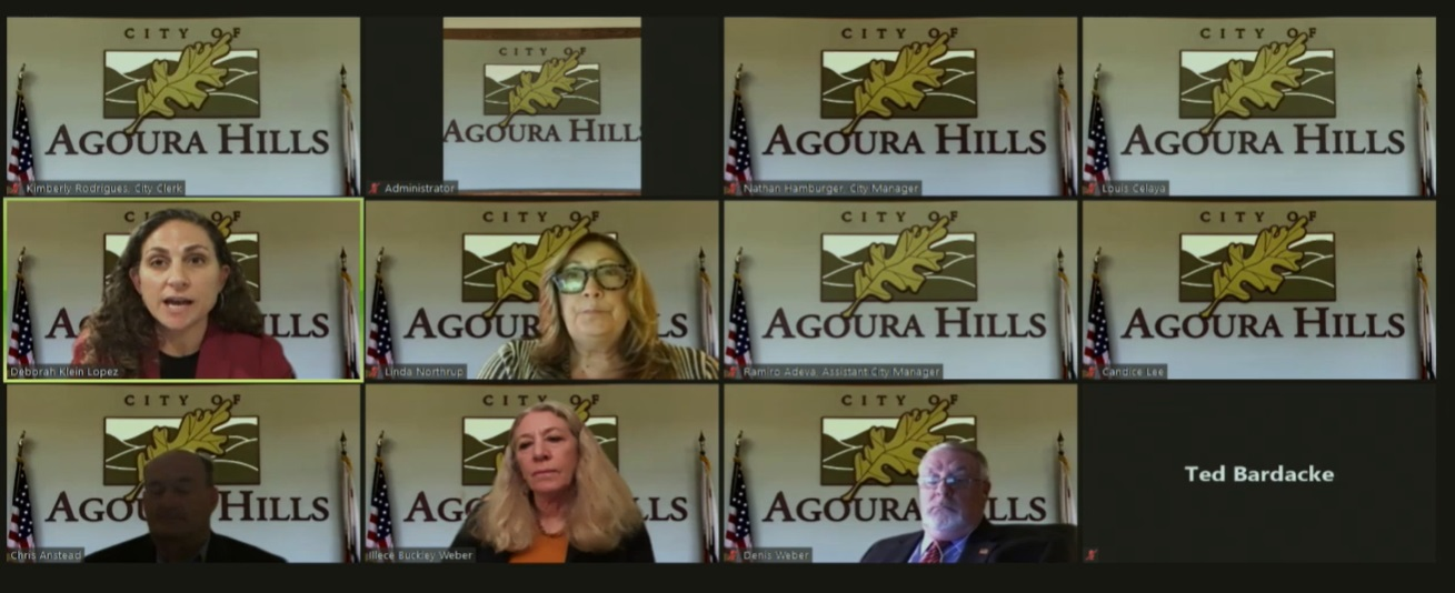 Agoura Hills votes for 100%