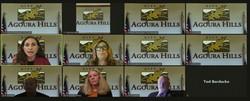 Agoura Hills votes for 100%