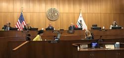 Ventura Count votes for 100%