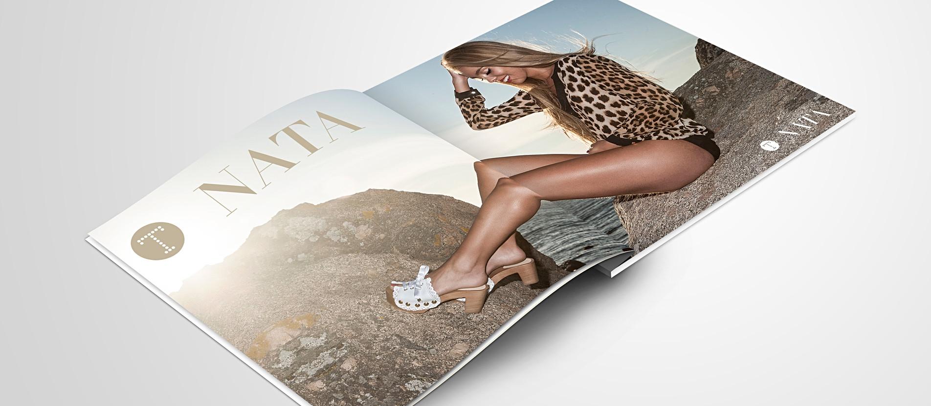 Branding - Catálogo Nata Shoes