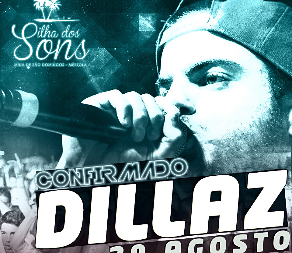 Cartaz Festival Sons