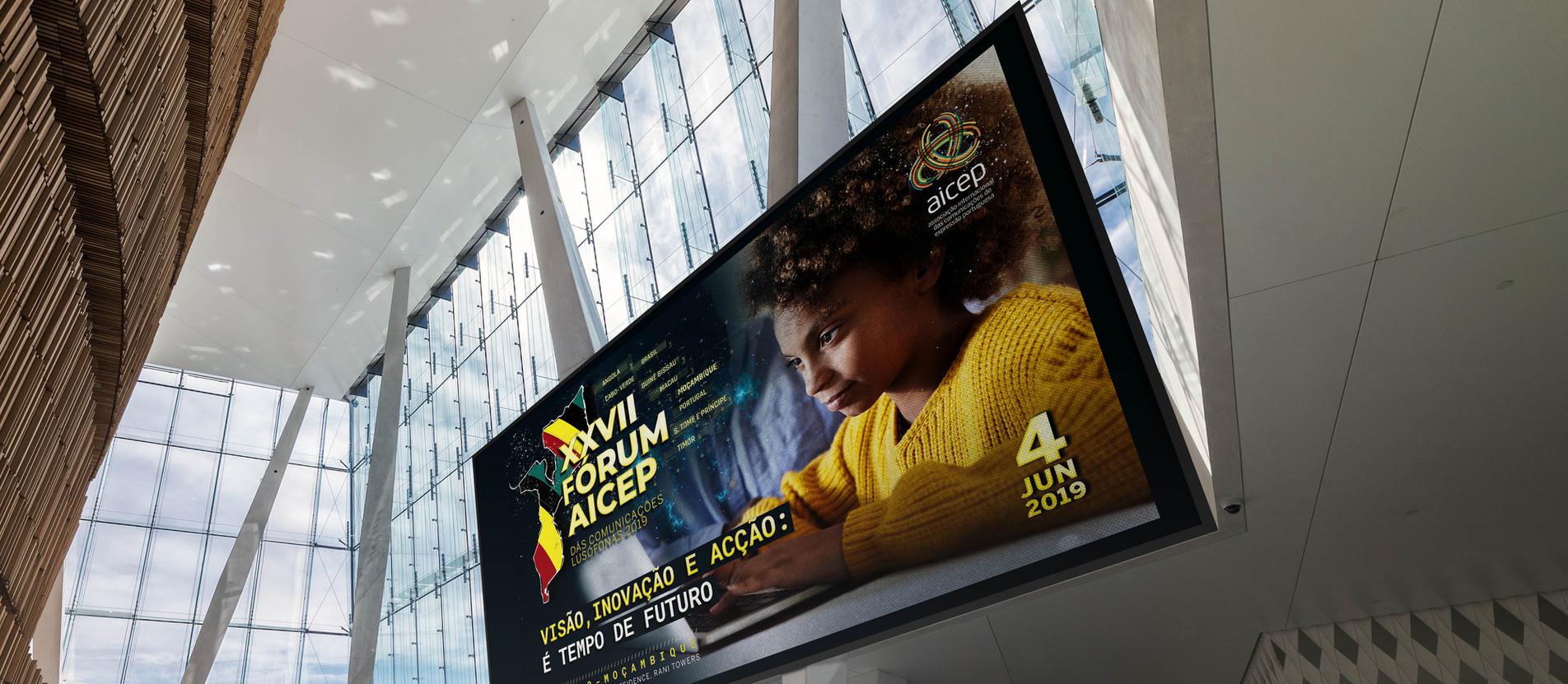 Eventos - Fórum AICEP Moçambique 2019