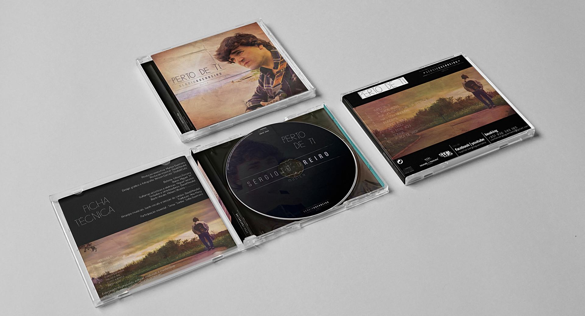 CD Art Design