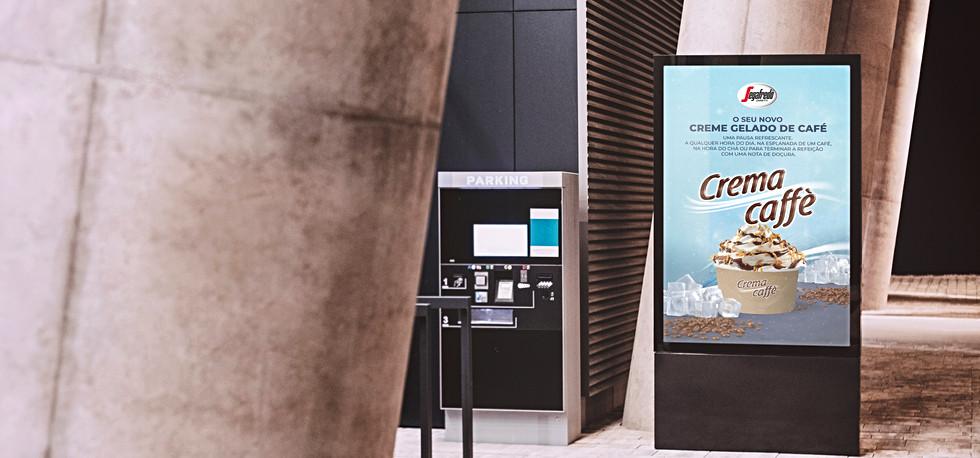 Publicidade - Segafredo Crema Caffe