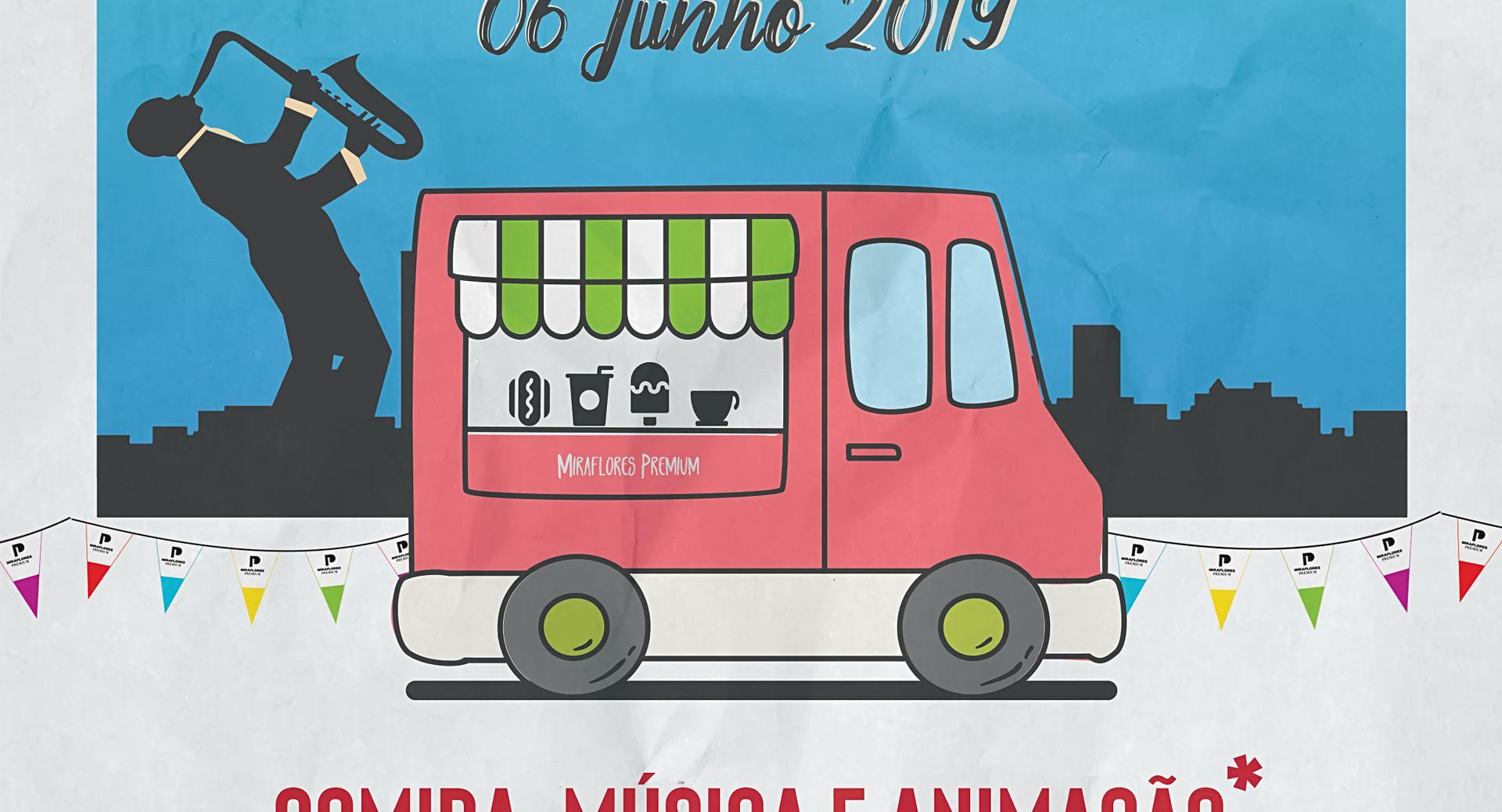 Design Cartaz Festa Quinta da Fonte MEAG