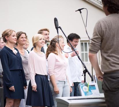 Aug16  Konzert im Körnerpark