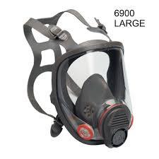 3M - 6000 Series Full Facepiece Respirators
