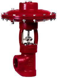 "Kimray - 2"" 2200 SMA High Pressure Motor Valve W/ 3/4"" Trim"