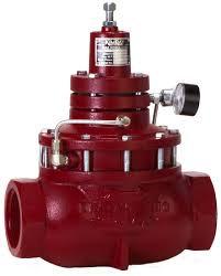 "Kimray - 3"" 330 SGT PR-D Pressure Reducing Valve"