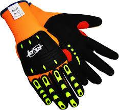 Magid - Jester PVC Padded Pam Impact Glove, XL