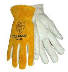 TKO - Deerskin Glove, Large