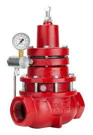 "Kimray -  2"" 230 SGT BP-D Viton Back Pressure Regulator"