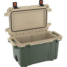 Pelican - 70 Qt. Cooler OD Green/Tan