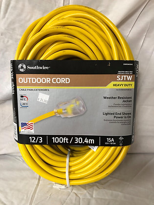 Southwire - 100' Service intensif