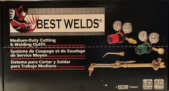 Weldmark by Victor - Cutmaster 250-15-510 Oxy Regulator