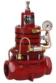 "Kimray - 2"" 212 SGT PRB Pressure Reducing Balanced Motor Valve"