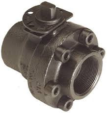 "Balon - 2"" RP 5,000# Bolted Body Ball Valve"