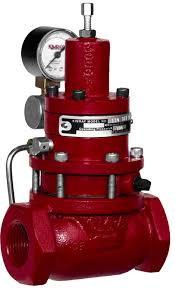 Kimray - 130 SGT BP-D Regulator