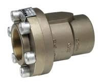 "Balon - 2"" 3,000# Flapper Check Valve, Bolted Body"