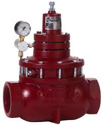"Kimray - 3"" 330 SGT BP-D Back Pressure Regulator"