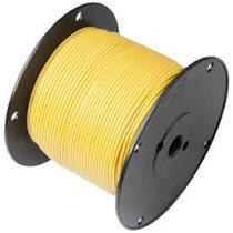 14 GA Yellow Wire