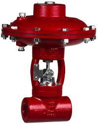 "Kimray - 2"" 2200 SMT High Pressure Motor Valve Viton W/1"" Trim"