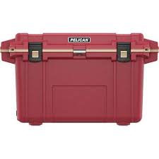 Pelican - 70 Qt. Cooler, Red/Coy