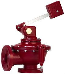 "Kimray - 3"" 36 FWA W Series Treater Valve"