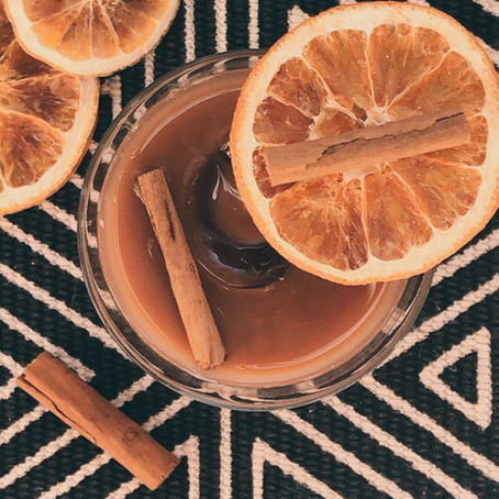 HOMEMADE SPICED CHAI CONCENTRATE