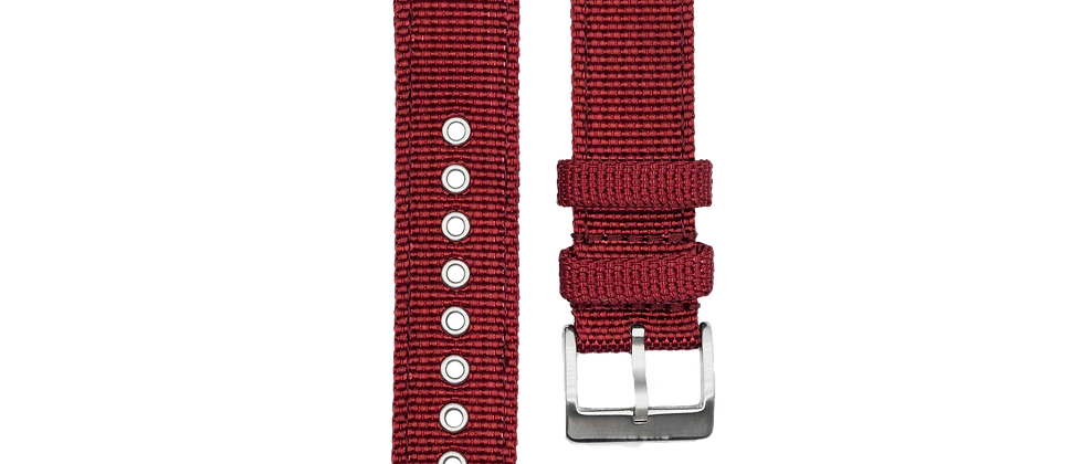 """Military Canvas """"Red"""""""