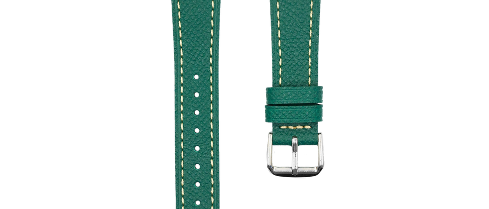 "Epsom Leather ""Turquoise Green"" for Apple Watch"