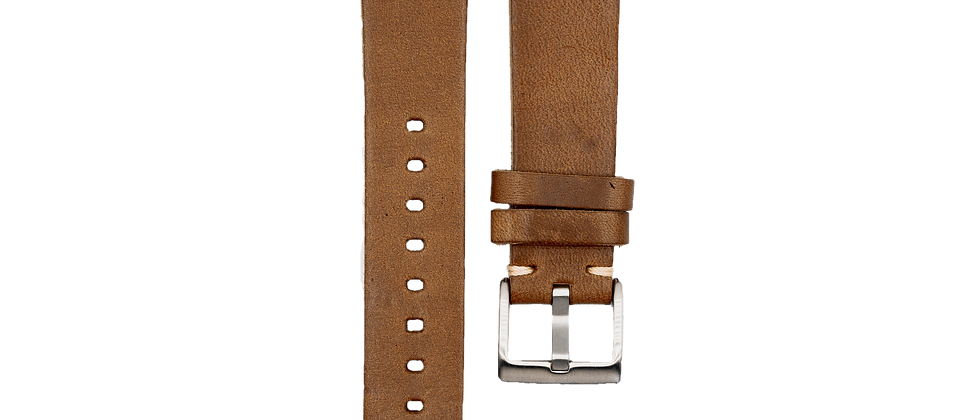 "Horween Chromexcel® Leather ""Tenné Brown"""