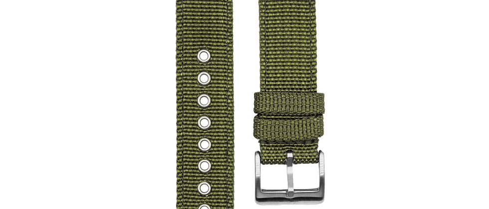 """Military Canvas """"Green"""""""