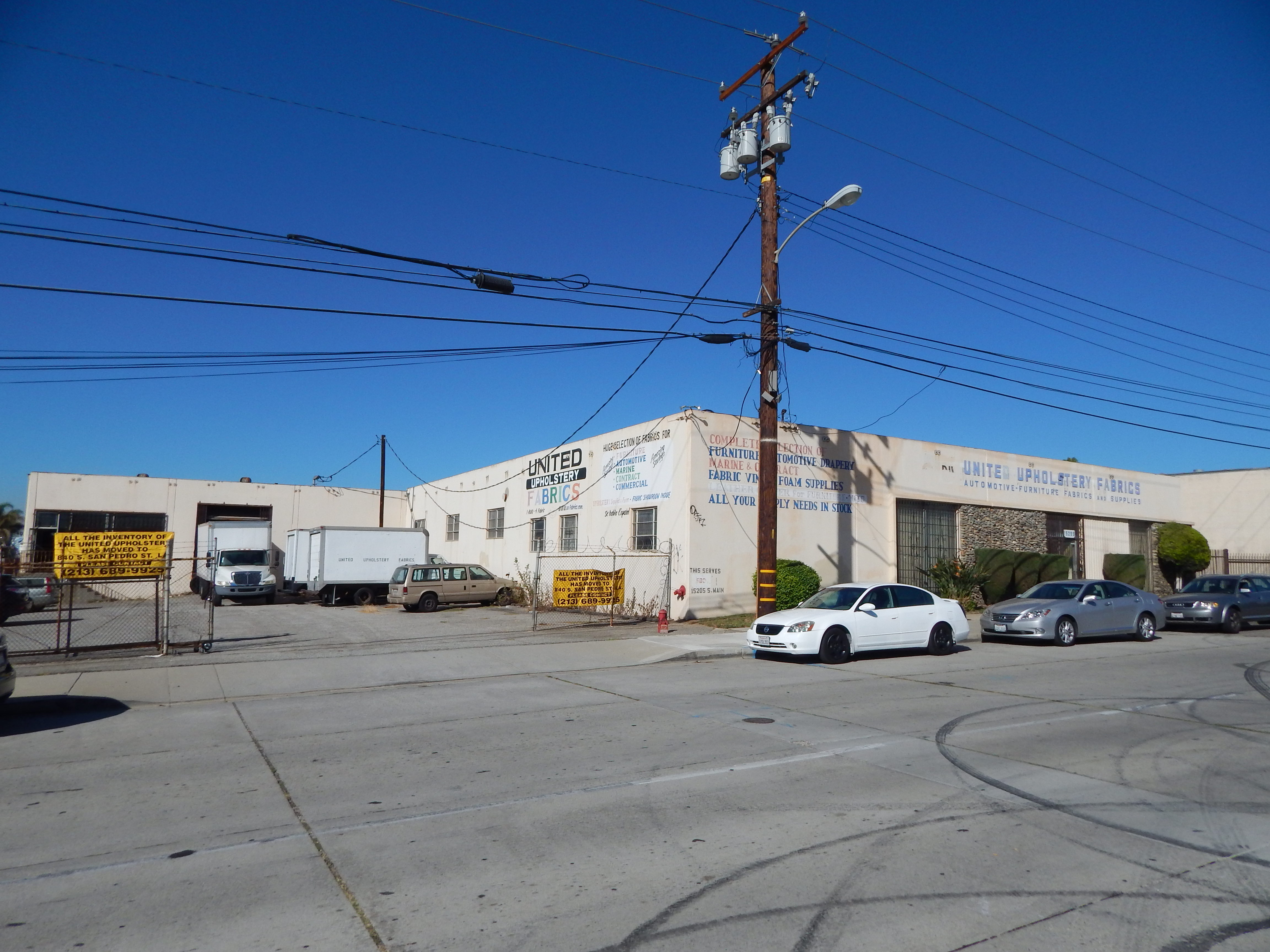 15205 S Main St, Gardena, CA 90248