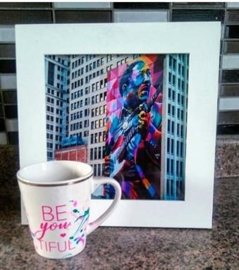 Photo & Mug Gift Set