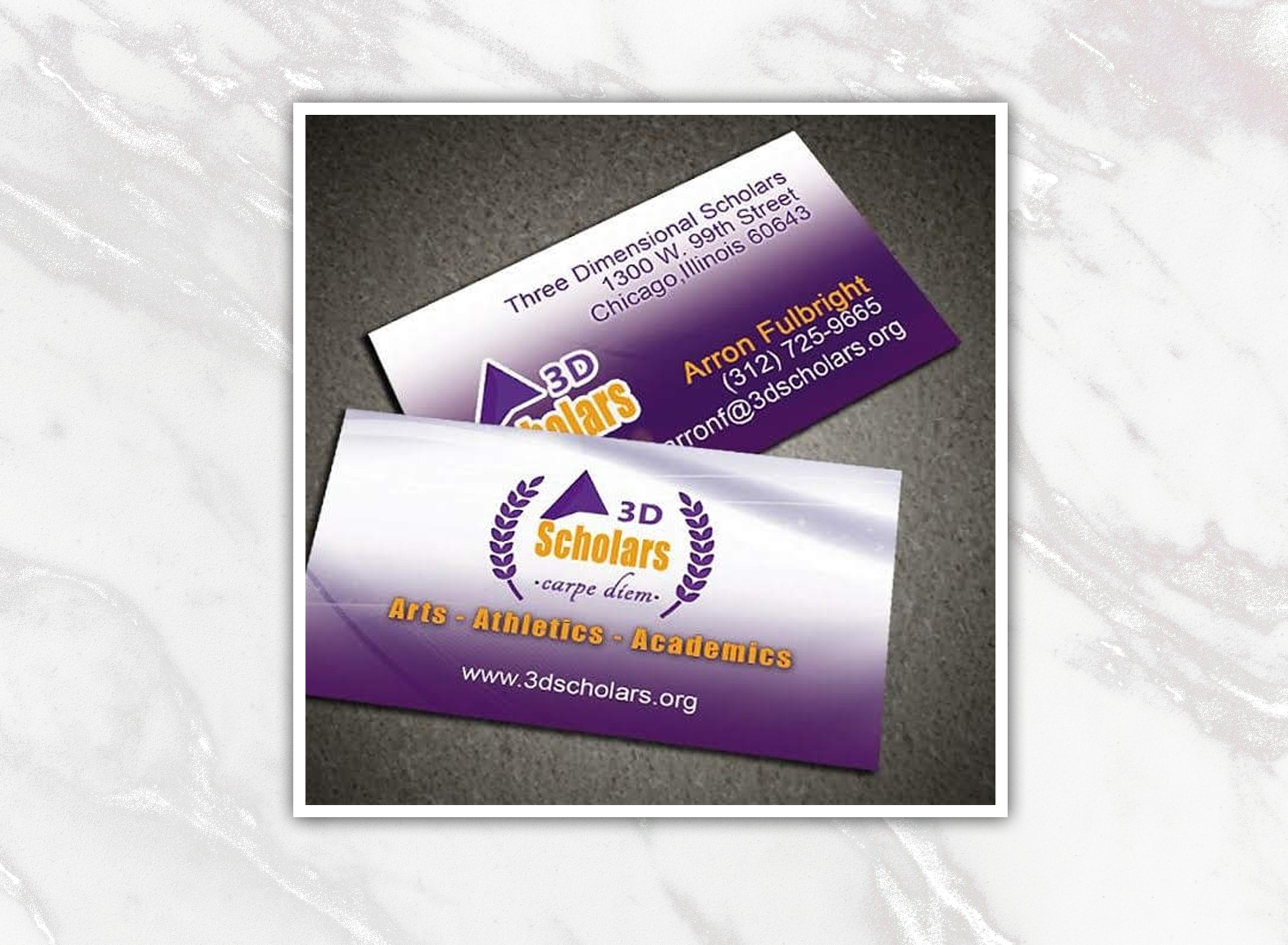 Business Cards Design & Print
