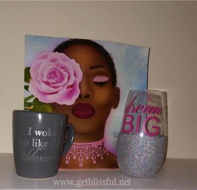 Art & Cup Set
