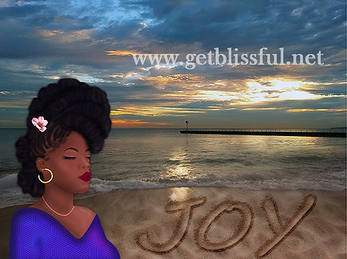 I Choose Joy 14x11 Print
