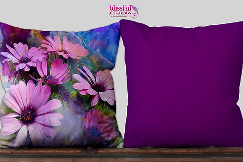 Abba's Flowers 14x14