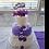 Thumbnail: Custom Cake Topper + Personalized Flute