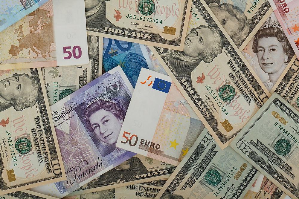 Blockchain Money Transfer