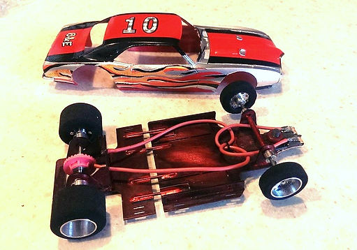 1/24 scale slot car, slot car , slot car racing