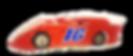 dirt late model slot car, 1/24 scale slot car, slot car racing chicago illinois, 1/24 scale slot car