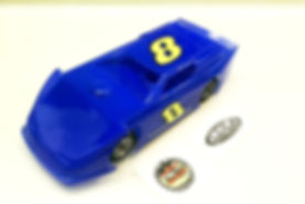 1/24 scale slot cars, dirt late model slot car, late model slot cars, slot cars for sale