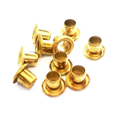 "1/8"" spacers/solder collars for 1/24 scale slot cars"