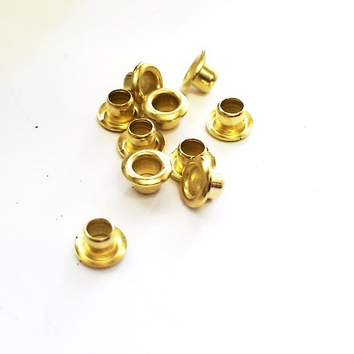 "3/32"" spacers/solder collars for 1/24 scale slot cars"