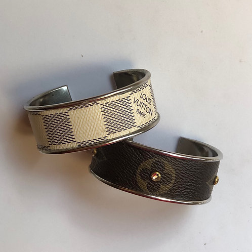 LV Metal Cuffs