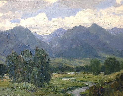 Yellowstone Idyll