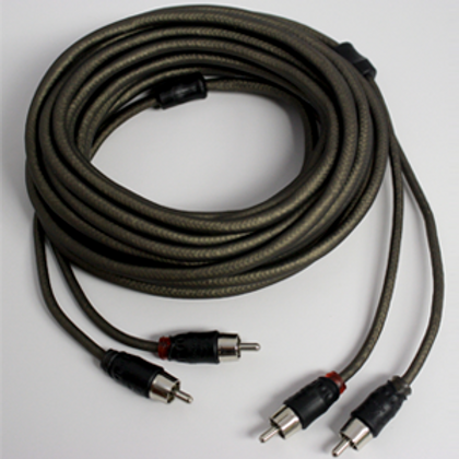 Wet Sounds - Wet Wire 2 Channel RCA 5 meter